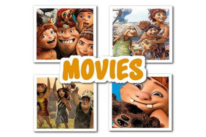 4 Pics 1 Word | Guess the Movie