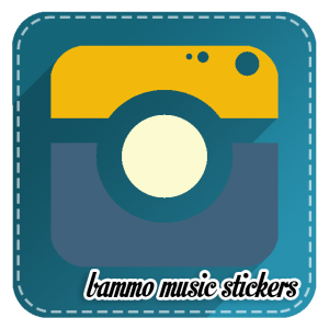 Music Stickers for Pictures
